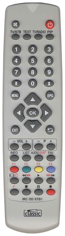 TECHNOMATE TM500 Remote Control