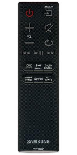SAMSUNG HW-J355 Remote Control Original