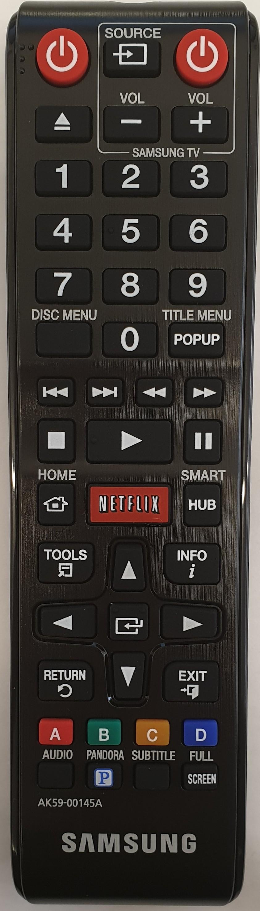 SAMSUNG AK59-00133A Remote Control Original