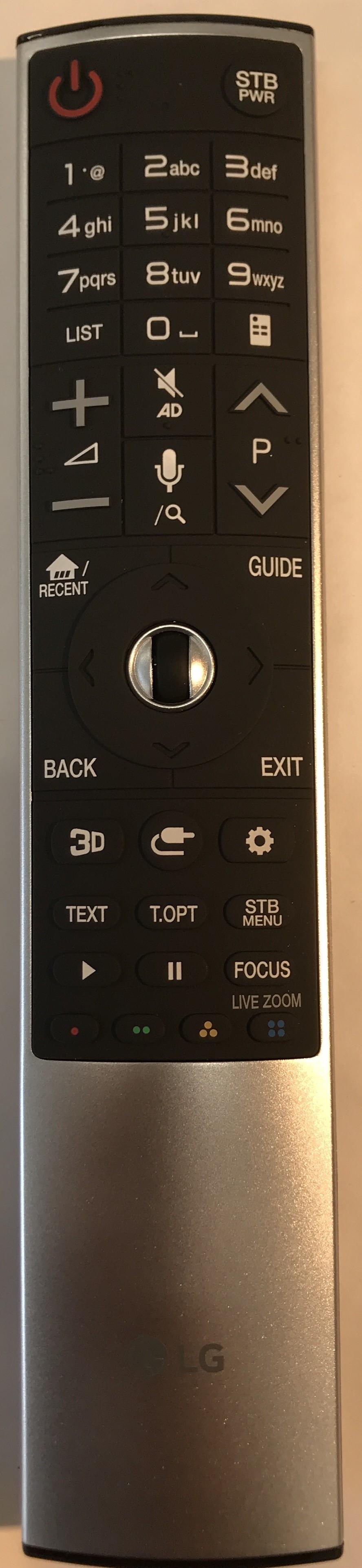 LG 55LA965W-ZA Magic Remote Control Original