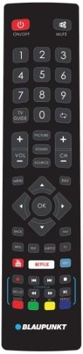 BLAUPUNKT 43/134M-GB-11B-FEGPX-UK Remote Control Original