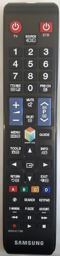 SAMSUNG UE32H5500 Remote Control Original