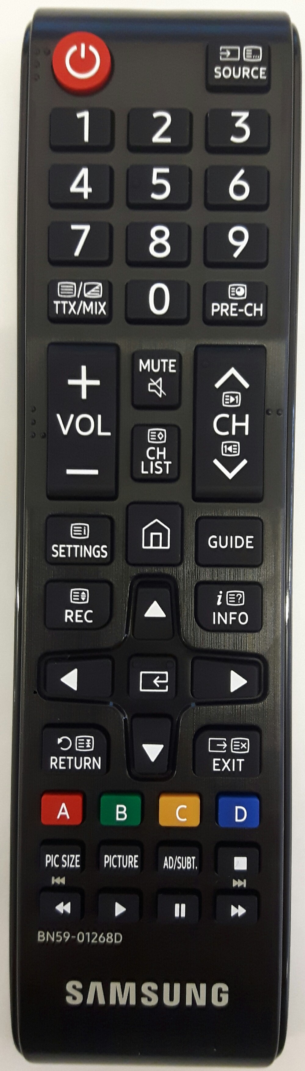 SAMSUNG BN59-01268D Remote Control Original