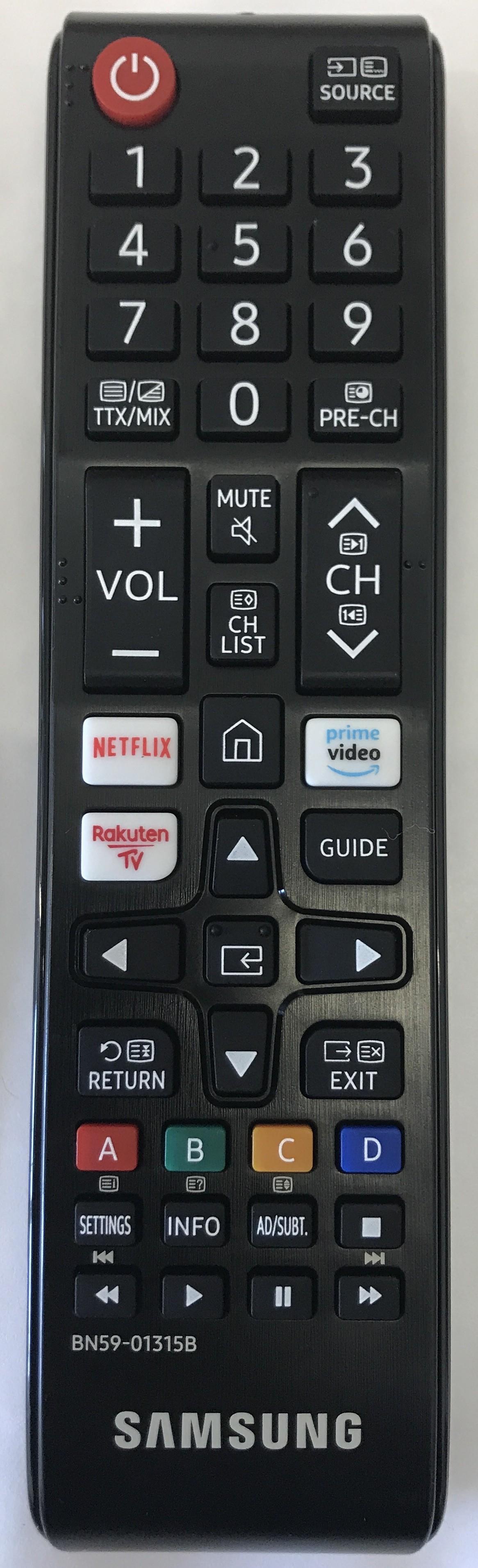 SAMSUNG BN59-01315B Remote Control Original