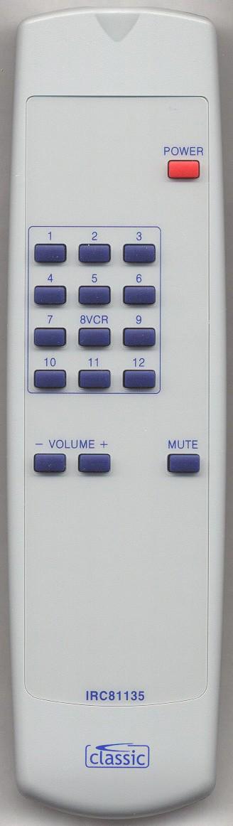 MATSUI 0762098004 Remote Control Alternative