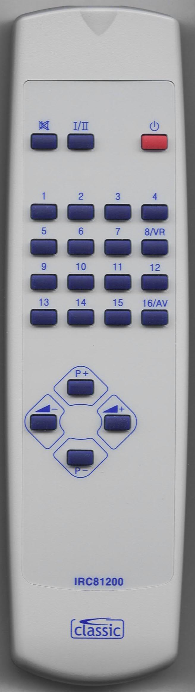ORION 1810-0381 Remote Control