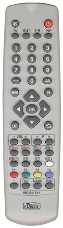 ORION TV32082A Remote Control