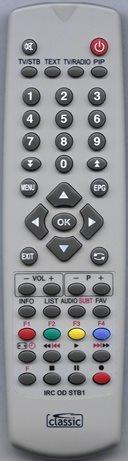 TOPFIELD TF 5000FE Remote Control