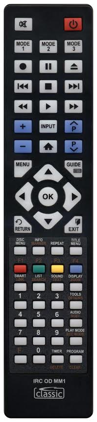 SAMSUNG BD-H8900M/XU Remote Control Alternative