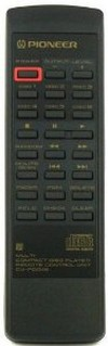 PIONEER PDM603 Remote Control Original