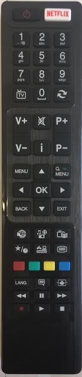 JVC LT-43C775 Remote Control Original