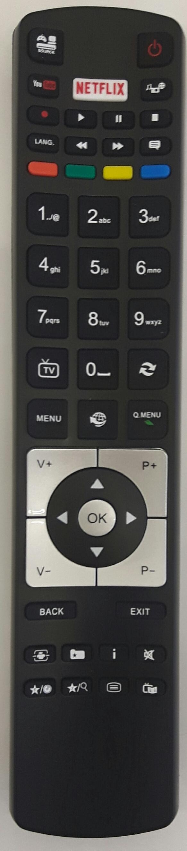LUXOR LUX16914TVB Remote Control Original