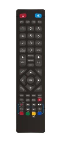 BLAUPUNKT 23/157I-GB-3B-HBKDUP-UK Remote Control Original