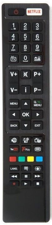LUXOR LUX014900301 Remote Control Original