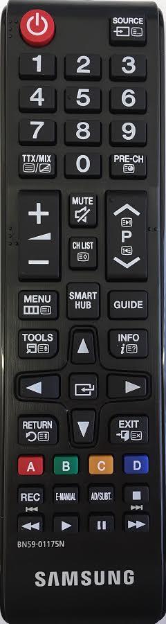 SAMSUNG UE48H6400 Remote Control Original