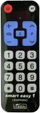 CLASSIC SMART EASY 1 BIG BUTTON LEARNING Remote Control
